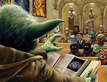history of jediism