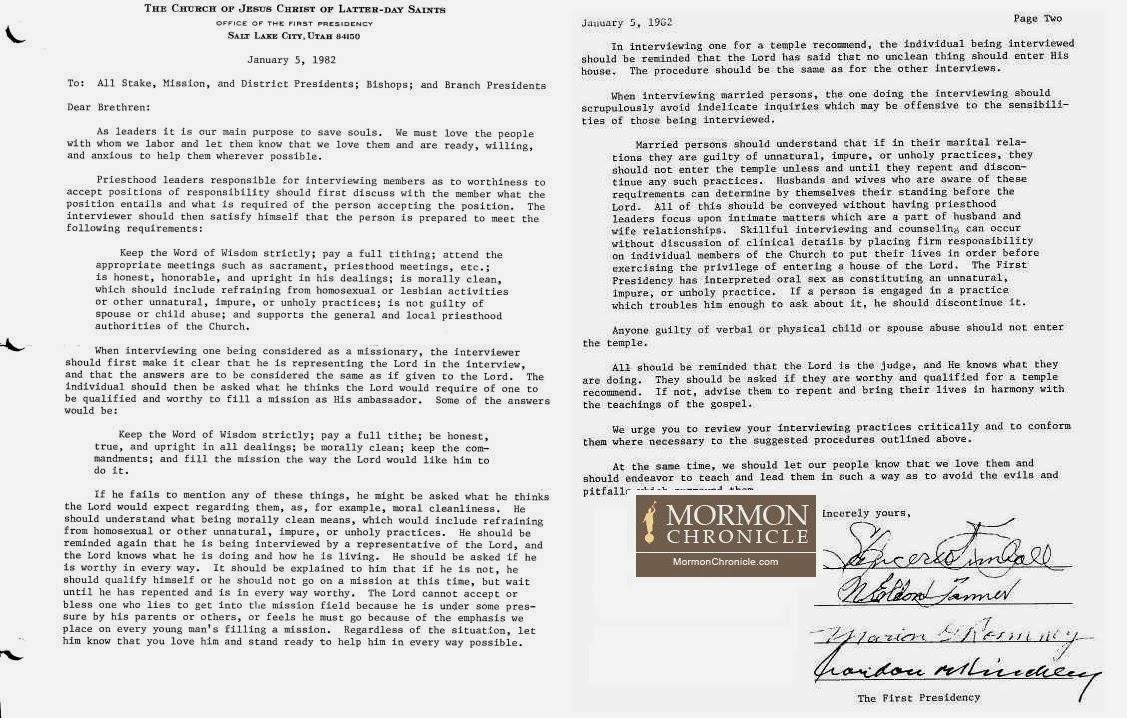 Audio - Document - Quote Archive - Mormon Discussions